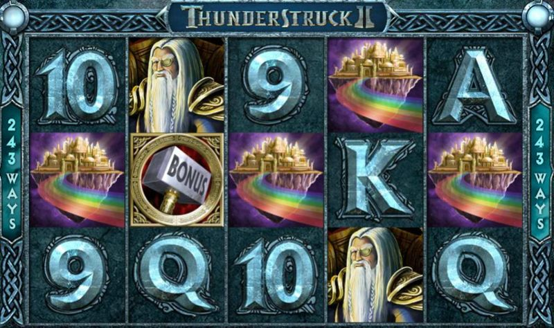 Thunderstruck 2 Screenshot