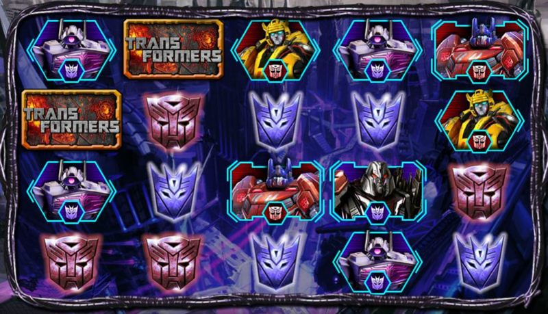 Transformers Battle For Cybertron Screenshot