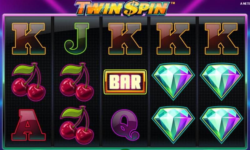 Twin Spin Screenshot