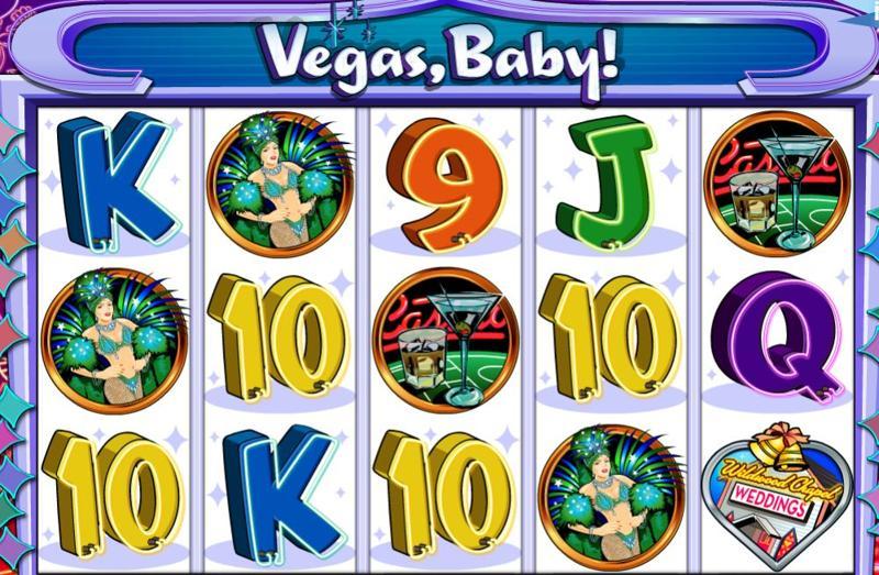 Vegas, Baby! Screenshot