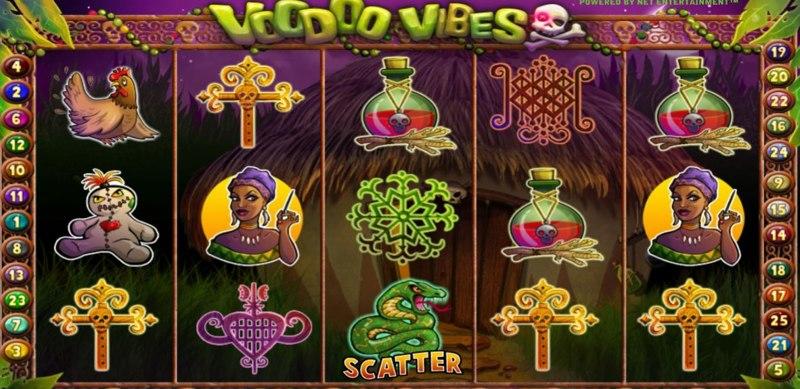 Voodoo Vibes Screenshot