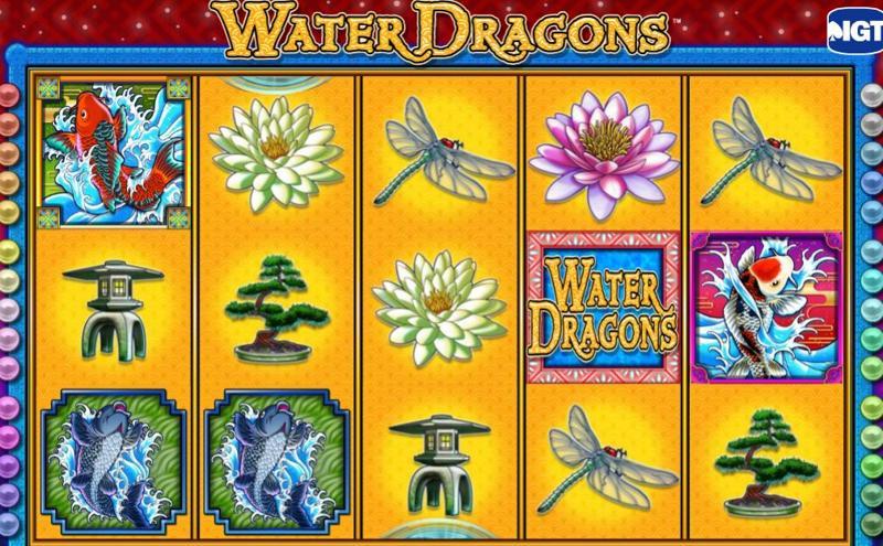 Water Dragons Screenshot