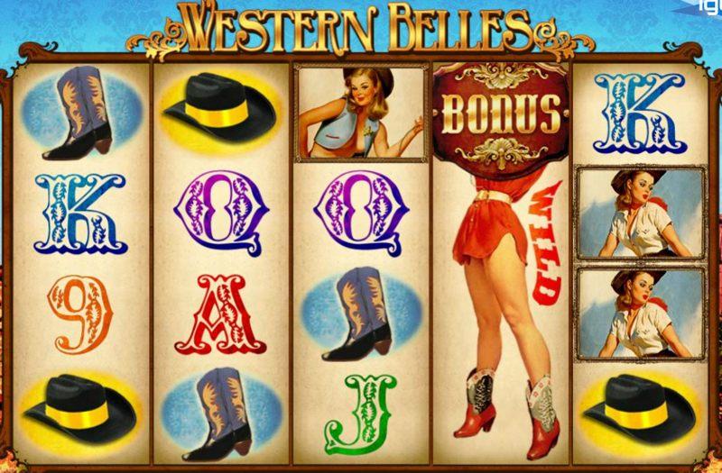 Western Belles Screenshot