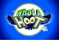 What a Hoot Logo