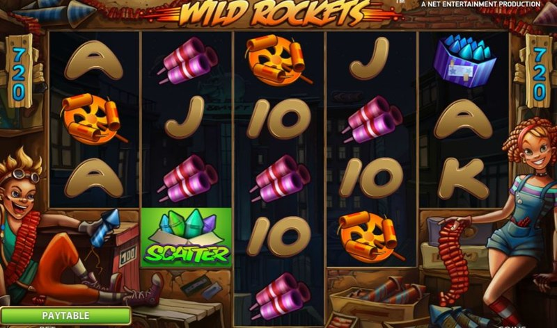 Wild Rockets Screenshot