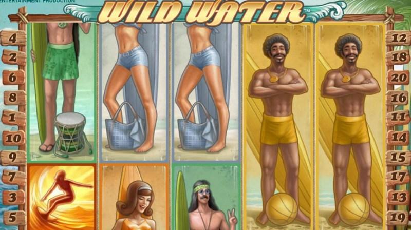 Wild Water Screenshot