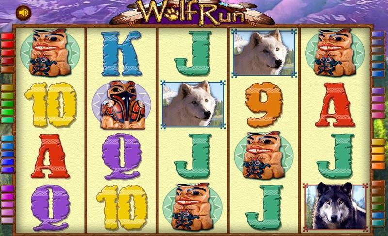 Wolf Run Screenshot