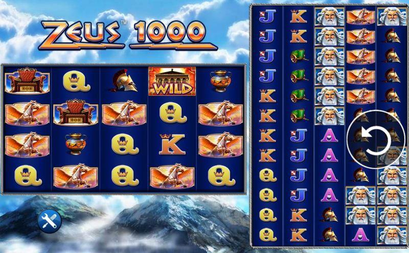 Zeus 1000 Screenshot
