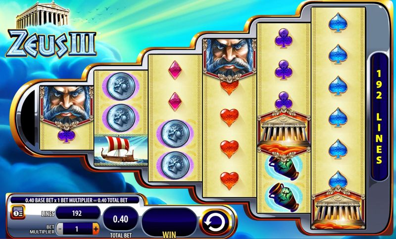 Zeus III Screenshot