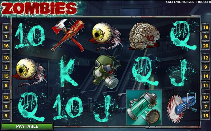 Zombies Screenshot