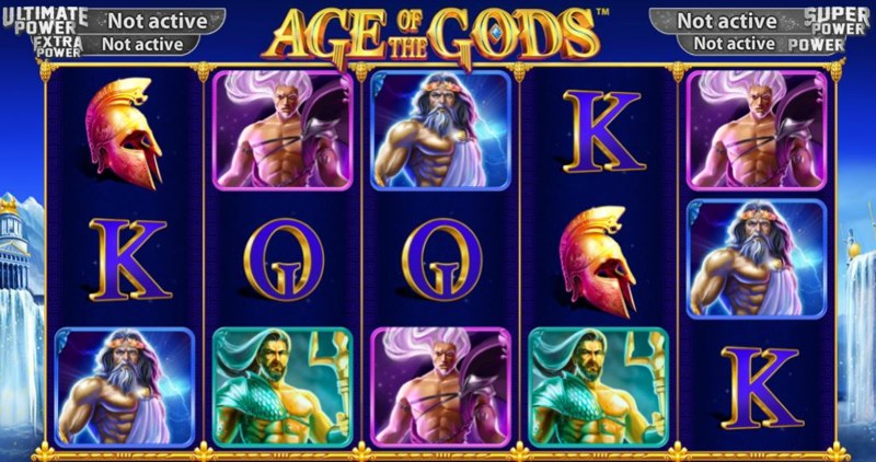 Age of the Gods Screenshot