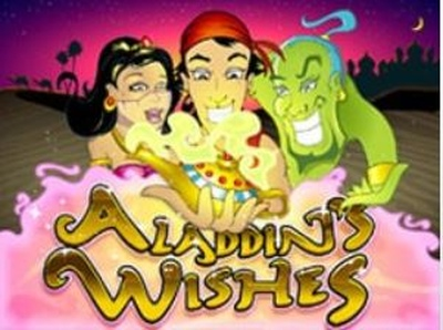 Aladdin's Wishes Logo