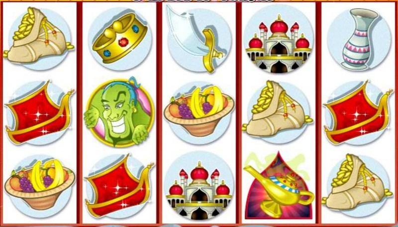 Aladdin's Wishes Screenshot