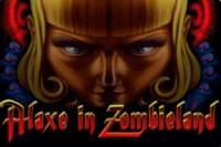 Alaxe in Zombieland Logo