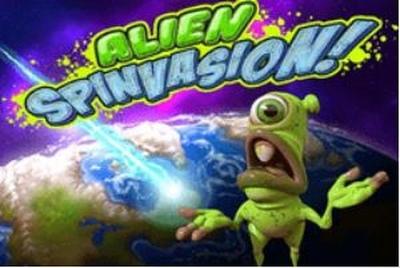 Alien Spinvasion Logo