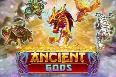 Ancient Gods Logo