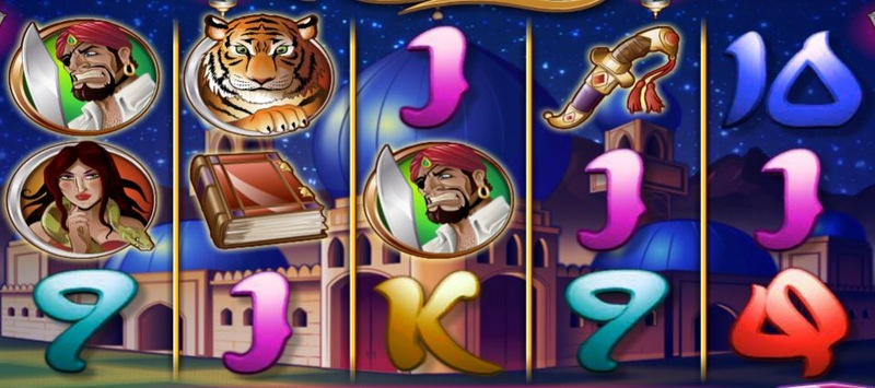 Arabian Tales Screenshot