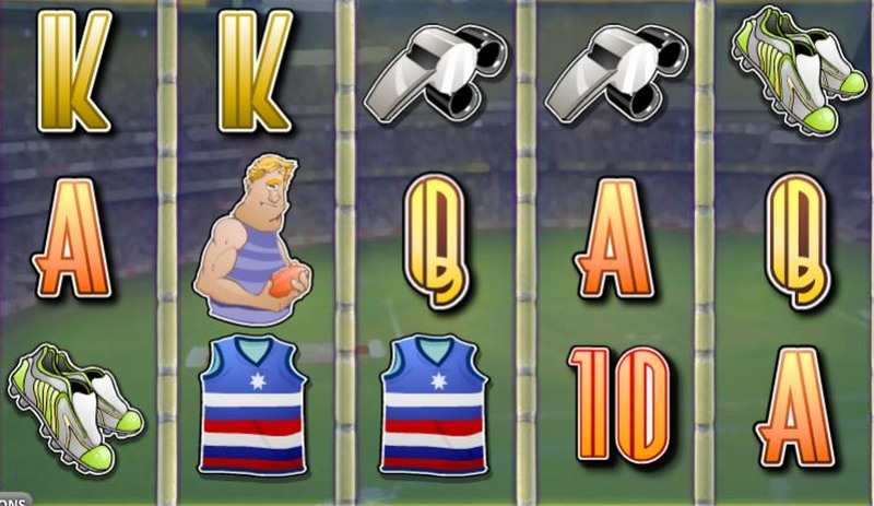 Aussie Rules Screenshot