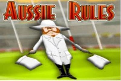 Aussie Rules Logo