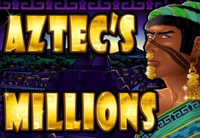 Aztecs Millions Logo