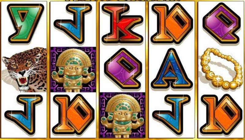 Aztec's Treasure Screenshot