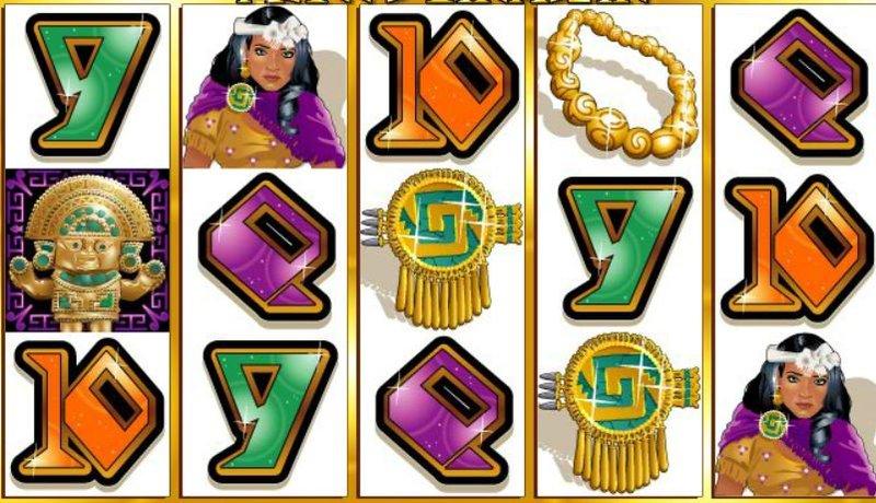 Aztec's Treasure Feature Guarantee Screenshot