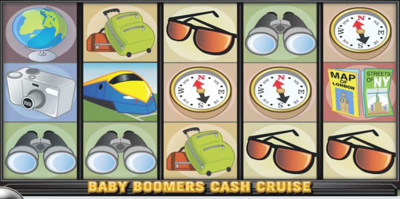 Baby Boomers Cash Cruise Screenshot
