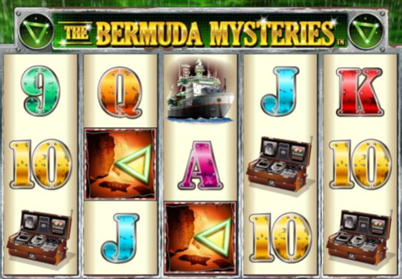 The Bermuda Mysteries Screenshot