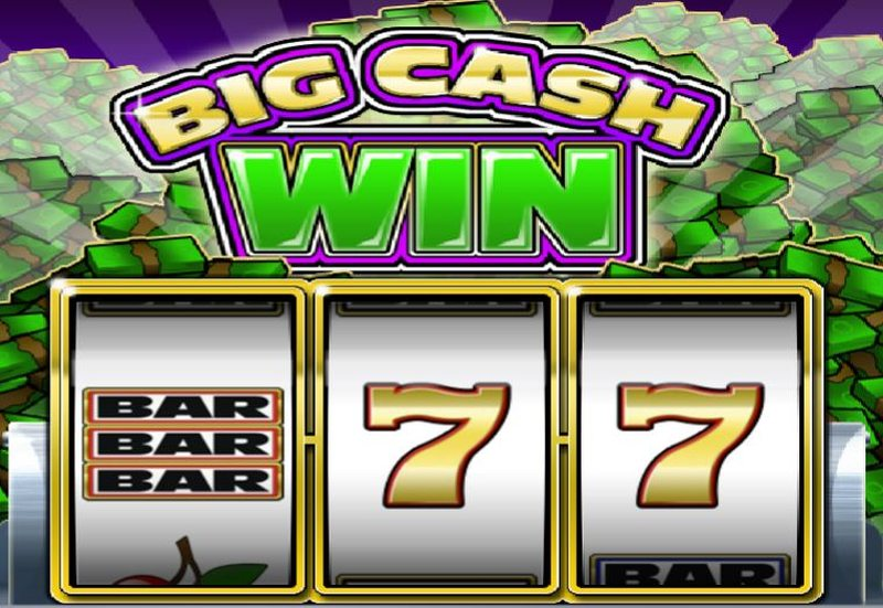 Big Cash Win Screenshot