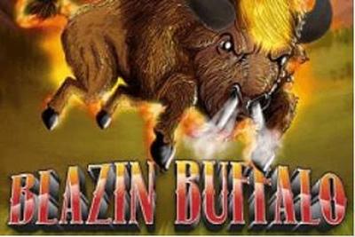 Blazin Buffalo Logo