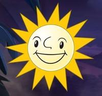 Blueprint Sun