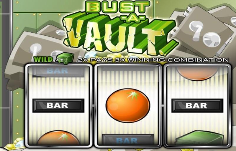 Bust a Vault Screenshot