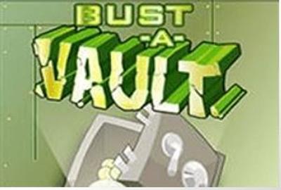 Bust a Vault Logo