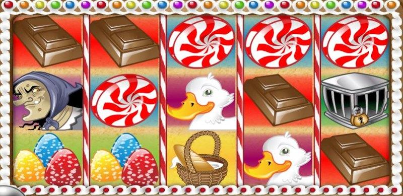 Candy Cottage Screenshot