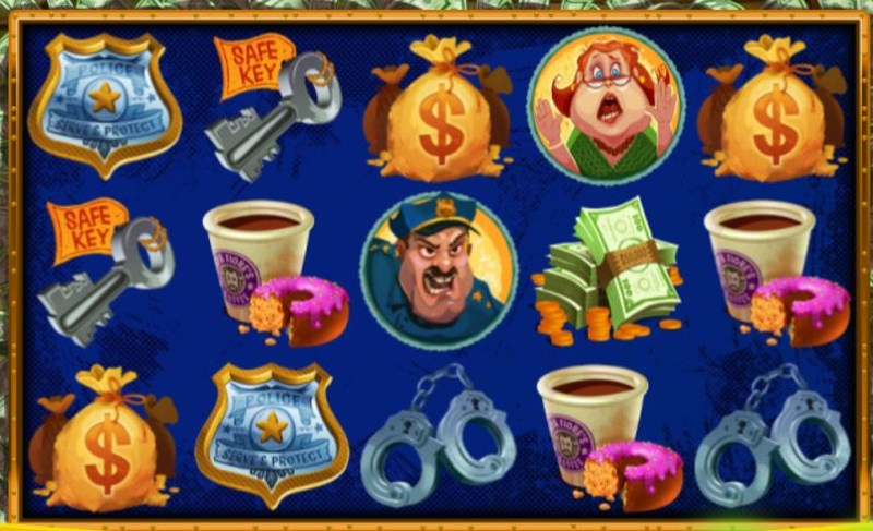 Cash Bandits 2 Screenshot