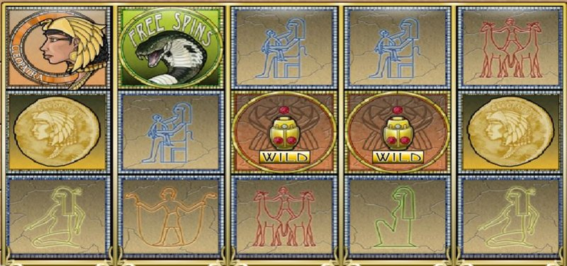 Cleopatra's Coins Screenshot