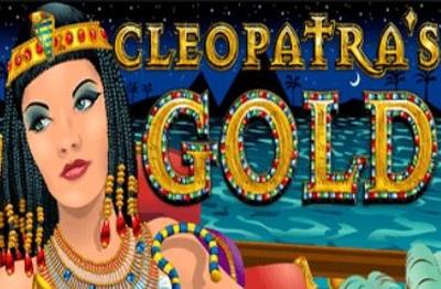 Cleopatras Gold Logo