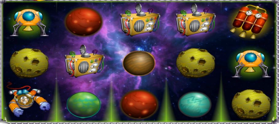 Cosmic Quest: Mystery Planets Screenshot