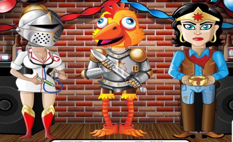 Costume Party Screenshot