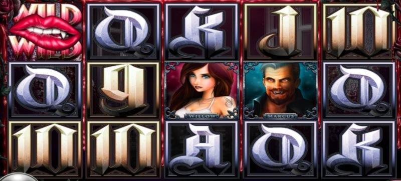 Dark Hearts Screenshot