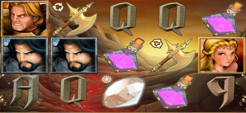 Diamond Dragon Screenshot