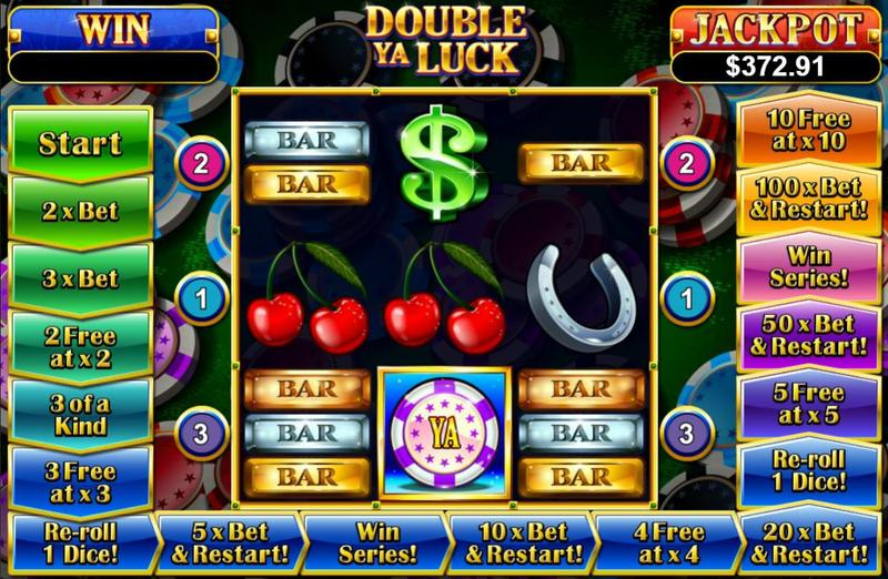 Double Ya Luck Screenshot