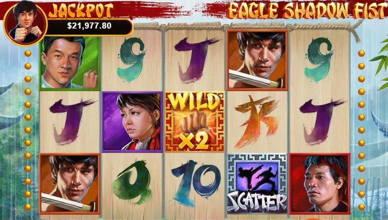 Eagle Shadow Fist Screenshot