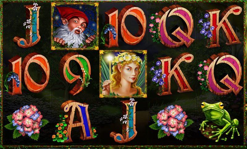 Enchanted Garden II Screenshot