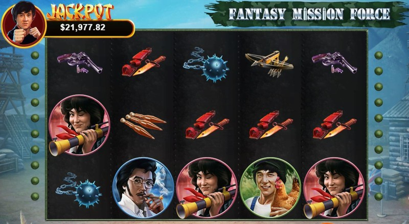 Fantasy Mission Force Screenshot