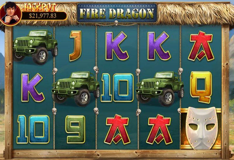Fire Dragon Screenshot