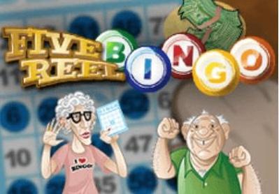 Five Reel Bingo Logo