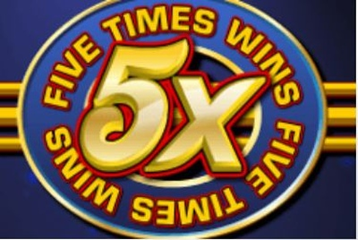 Five Times Win Logo