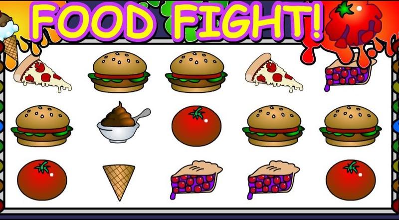 Food Fight Screenshot
