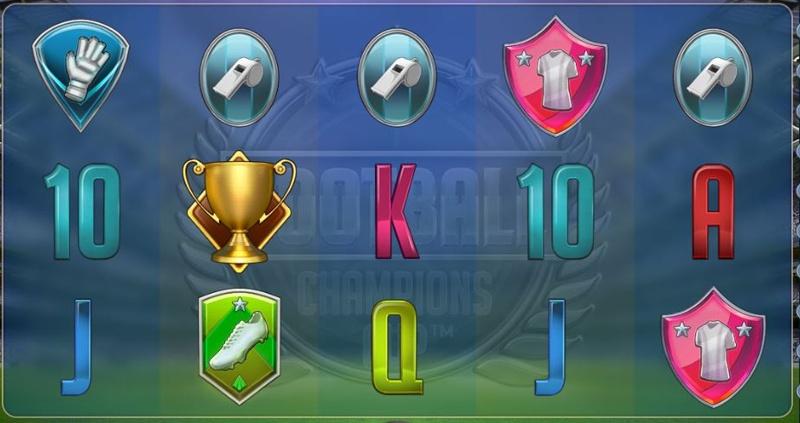 Football: Champions Cup Screenshot